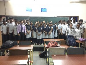 Our Faculty Mr. Rishabh at Vighnana Institute Of Technology, Vizag(Andra pradesh)